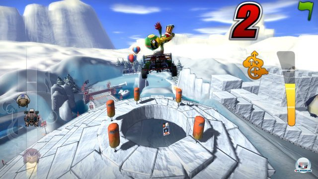 Screenshot - ModNation Racers: Road Trip (PS_Vita)