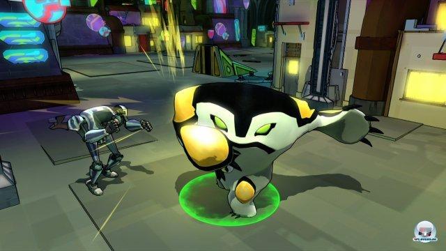 Screenshot - Ben 10: Omniverse (Wii) 92407817