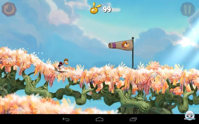 Screenshot - Rayman Jungle Run (Android) 92438937