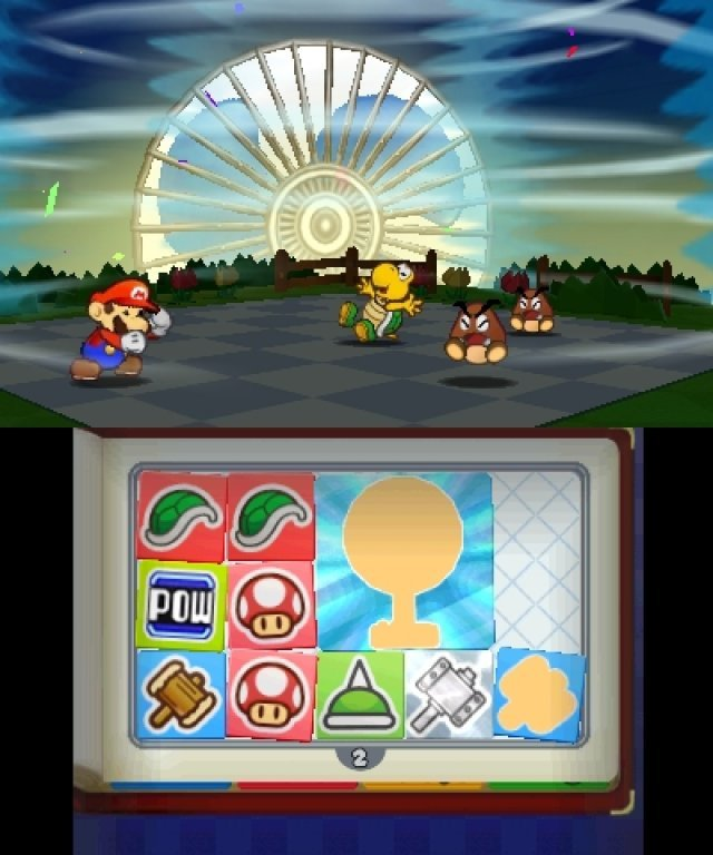 Screenshot - Paper Mario: Sticker Star (3DS) 2365242