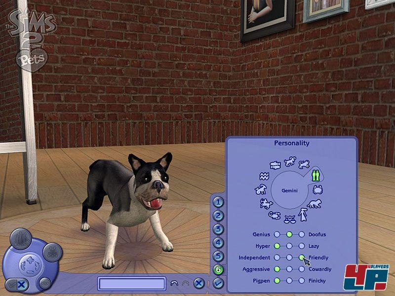 sims 2 haustiere