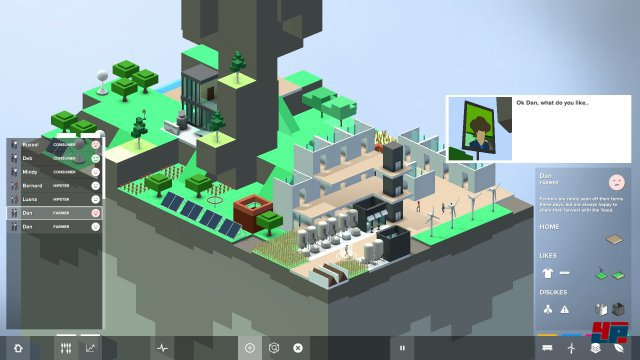 Screenshot - Block'hood (Linux)
