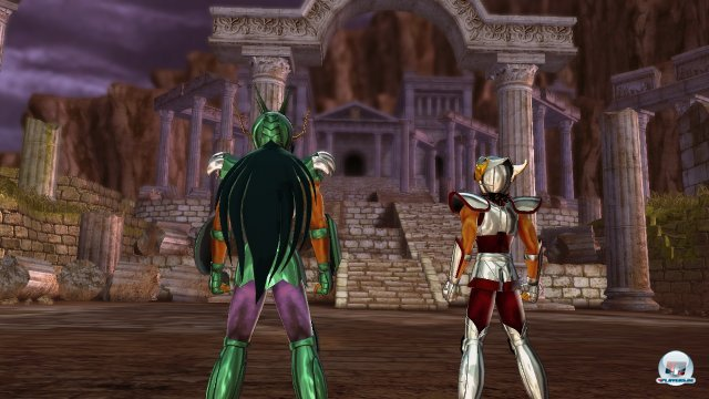 Screenshot - Saint Seiya: Sanctuary Battle (PlayStation3) 2265617