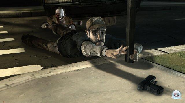 Screenshot - The Walking Dead: Episode 4 (360)