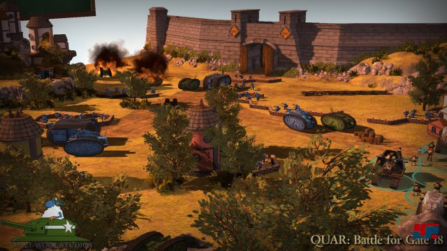 Screenshot - Quar: Battle for Gate 18 (PC)