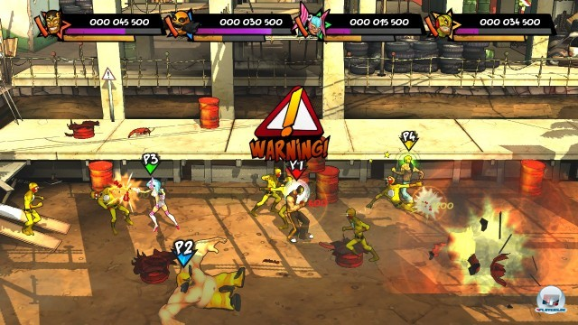 Screenshot - Lucha Fury (360) 2234853
