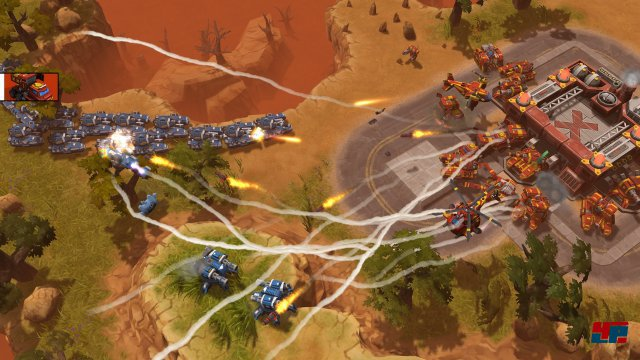 Screenshot - AirMech: Command (PC)