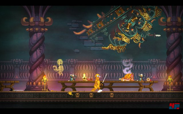 Screenshot - Nidhogg 2 (Mac)