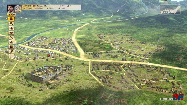 Screenshot - Nobunaga's Ambition: Sphere of Influence - Ascension (PC) 92534426