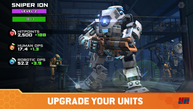 Screenshot - Titanfall: Assault (Android) 92550737