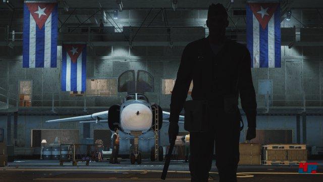 Die russische Militärbasis ist eine von zwei Trainings-Arealen.