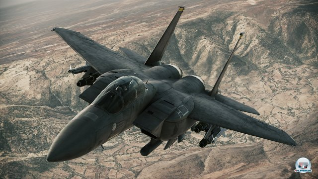 Screenshot - Ace Combat: Assault Horizon (360) 2272972