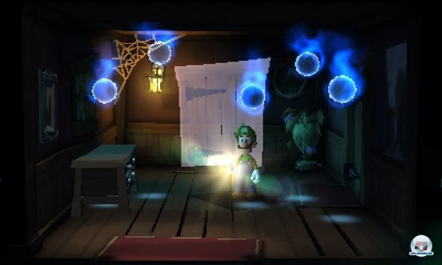Screenshot - Luigi's Mansion 2 (3DS) 2266087