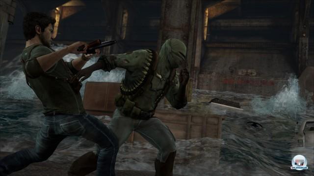Screenshot - Uncharted 3: Drake's Deception (PlayStation3) 2245557