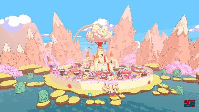 Screenshot - Adventure Time: Pirates of the Enchiridion (PC)