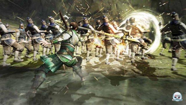 Screenshot - Dynasty Warriors 8 (PlayStation3) 92433457