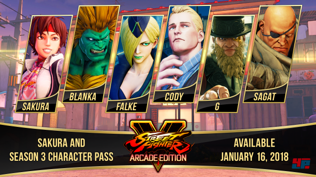 Screenshot - Street Fighter 5 (PC) 92556949