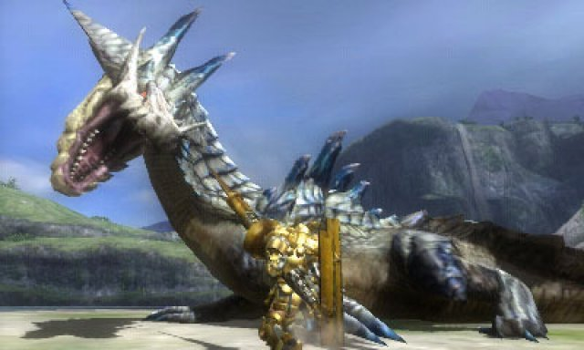 Screenshot - Monster Hunter 3G (3DS) 2285247