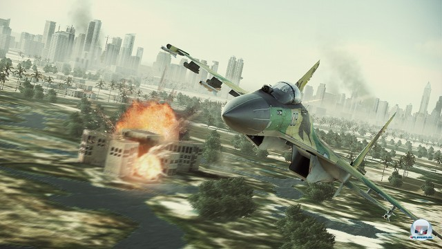 Screenshot - Ace Combat: Assault Horizon (360) 2223743