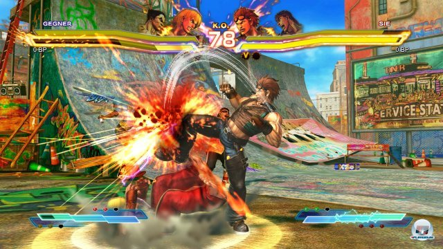 Screenshot - Street Fighter X Tekken (PC) 2351962