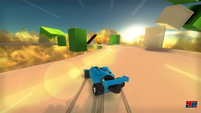 Screenshot - Jet Car Stunts (PC)