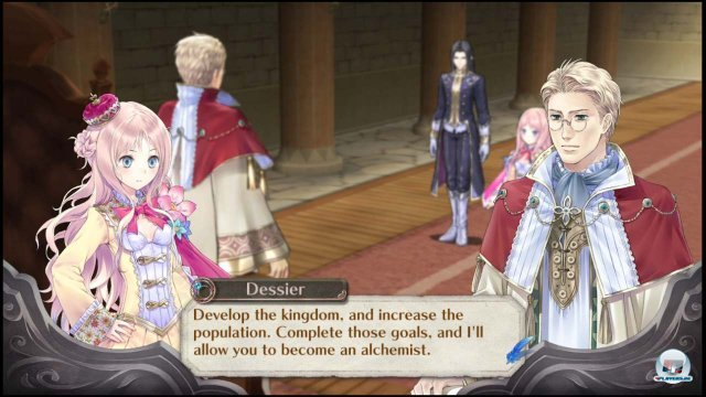 Screenshot - Atelier Meruru: The Apprentice of Arland (PlayStation3)