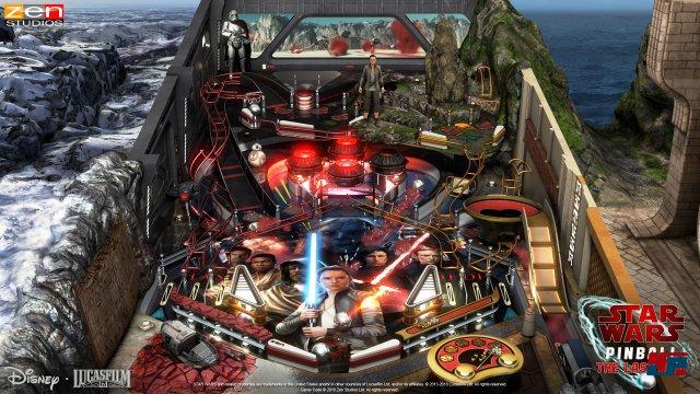 """""""The Last Jedi"""" bietet mehrere Ebenen und häufig ein massives Effekt-Gewitter, bleibt allerdings beim Aufgabendesign bieder."""