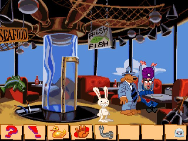 Screenshot - Sam & Max Hit the Road (PC) 92431742