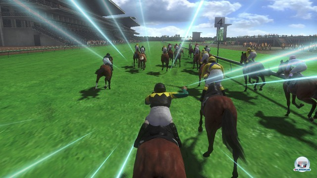 Screenshot - Champion Jockey: G1 Jockey & Gallop Racer (PlayStation3) 2229894