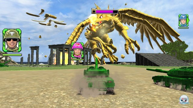 Screenshot - Tank! Tank! Tank! (Wii_U) 2385247