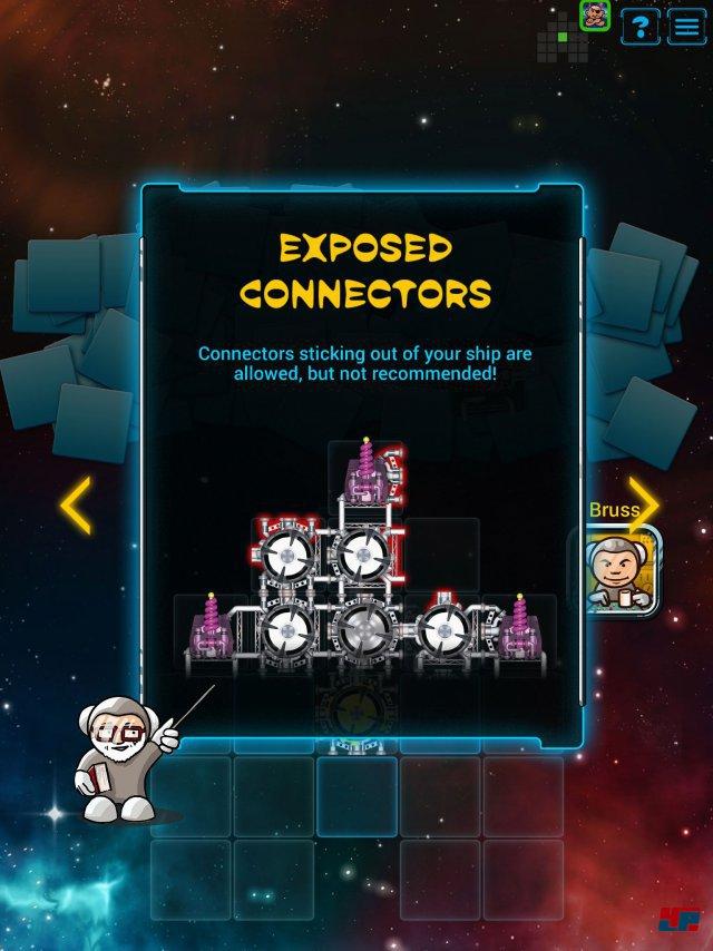 Screenshot - Galaxy Trucker (iPad) 92491741