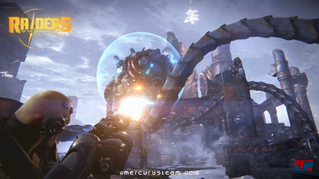 Screenshot - Raiders of the Broken Planet (PC)