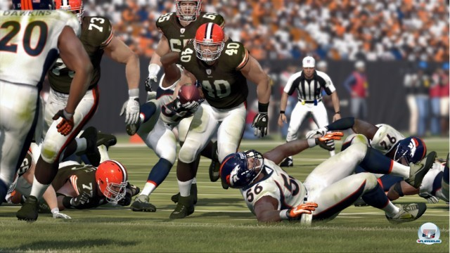 Screenshot - Madden NFL 12 (PlayStation3) 2219712