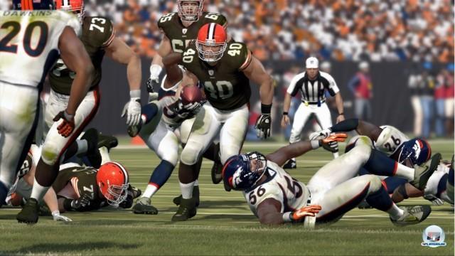 Screenshot - Madden NFL 12 (PlayStation3) 2219712