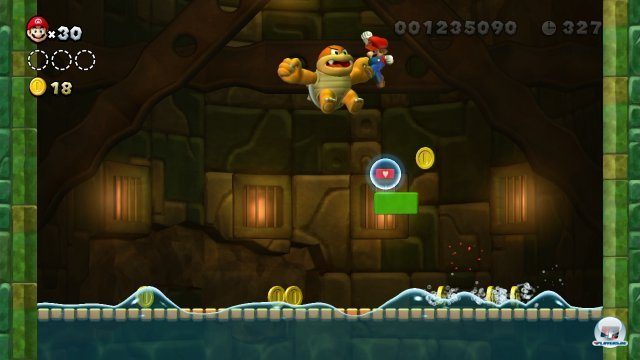 Screenshot - New Super Mario Bros. U (Wii_U) 92420492