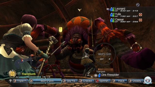Screenshot - White Knight Chronicles II (PlayStation3) 2226924