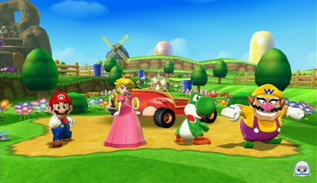 Screenshot - Mario Party 9 (Wii) 2300512