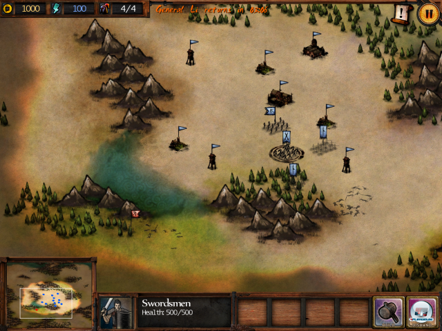 Screenshot - Autumn Dynasty (iPad)