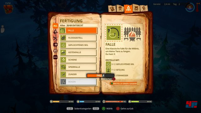 Screenshot - The Flame in the Flood (PC) 92521021
