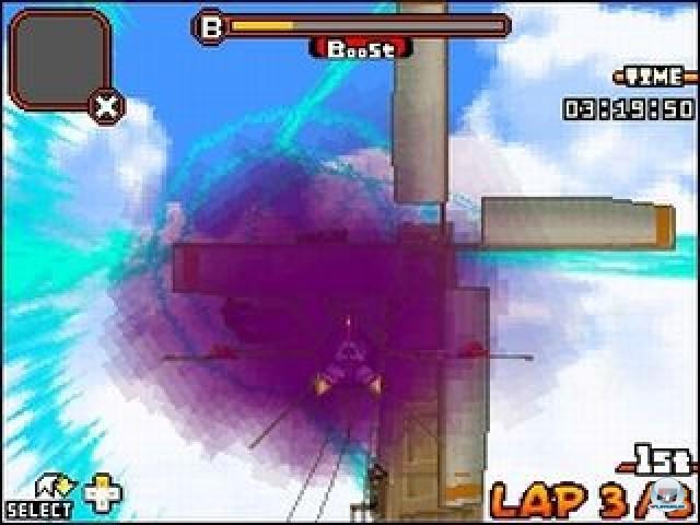 Screenshot - Solatorobo - Red the Hunter (NDS) 2223659