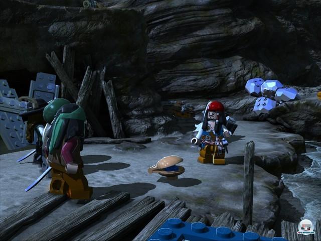 Screenshot - Lego Pirates of the Caribbean - Das Videospiel (360) 2221367