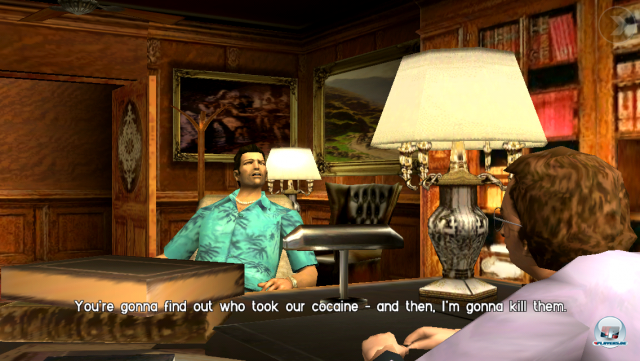 Screenshot - Grand Theft Auto: Vice City (iPhone) 92430507