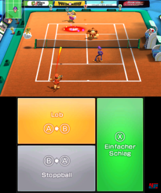 Screenshot - Mario Sports Superstars (3DS) 92542198