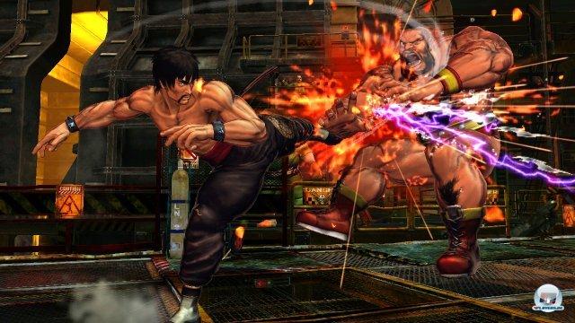Screenshot - Street Fighter X Tekken (360) 2309432