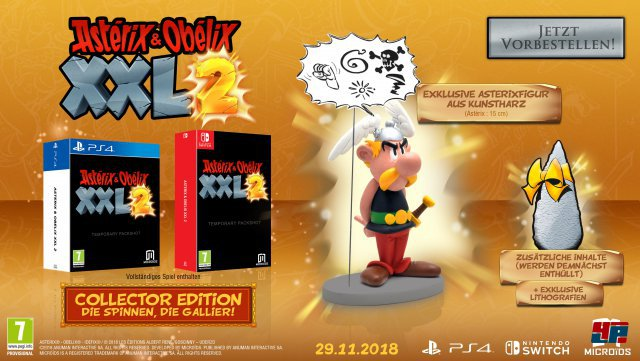 Screenshot - Asterix & Obelix XXL 2: Mission Las Vegum (PC)