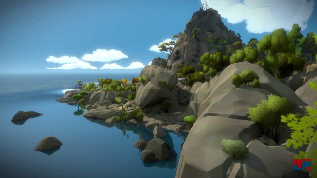 Screenshot - The Witness (PlayStation4) 92519225