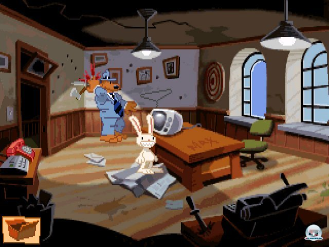 Screenshot - Sam & Max Hit the Road (PC) 92431577