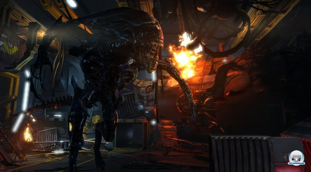 Screenshot - Aliens: Colonial Marines (360) 92414332