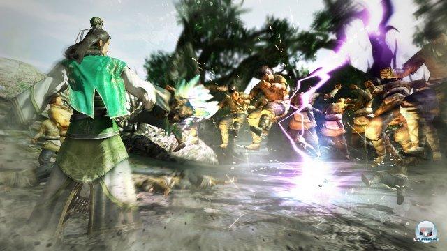 Screenshot - Dynasty Warriors 8 (PlayStation3) 92434117