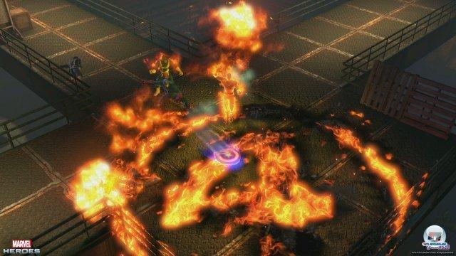 Screenshot - Marvel Heroes (PC)